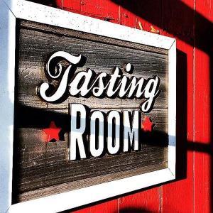 Jim Beam tasting room