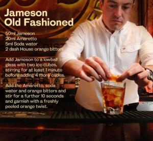 Jameson bartender