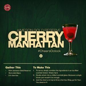 Jameson cherry