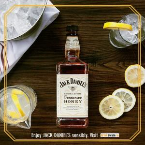 jack with honey