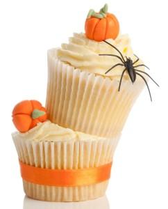 odl pumpkin cupcakes
