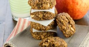 Apple_Cinnamon_Oatmeal_Breakfast_Cookies