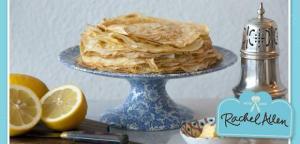 rachel pancakes