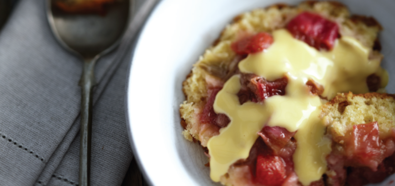 Rhubarb_and_Strawberry_Sponge_Pudding_made_with_Kerrygold_Grass-Fed ...