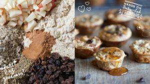baby porridge muffins 10616