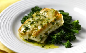 Neven's Pan-fried Hake with Lemon and Herb Butter Sauce ...