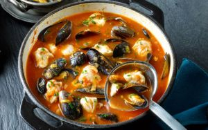 Mussel-Hake-and-tomato-Soup