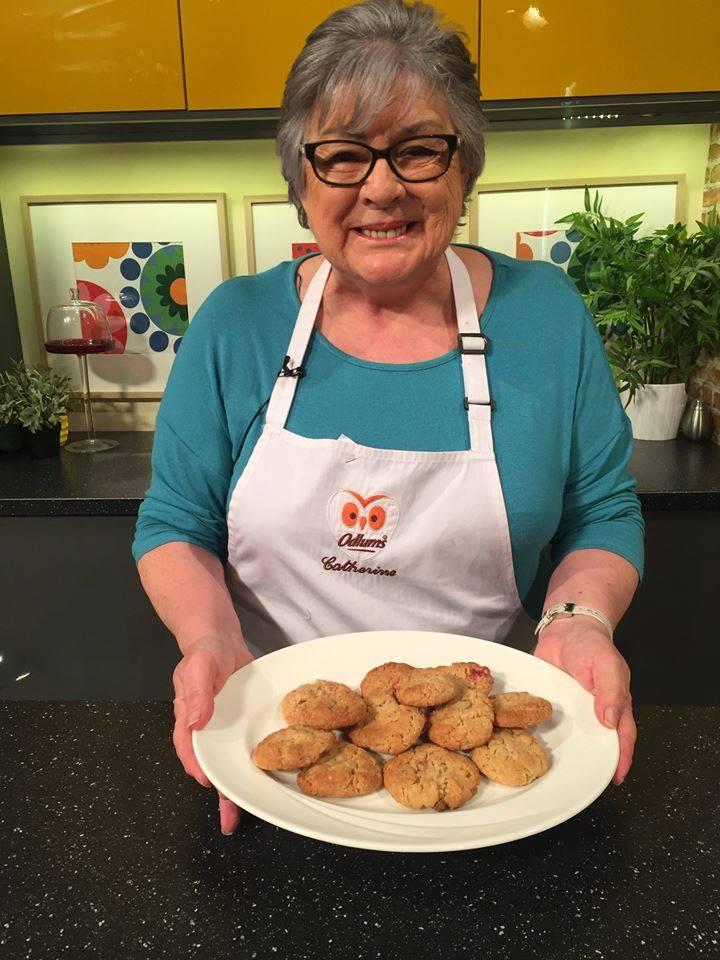 catherines oaty cookies