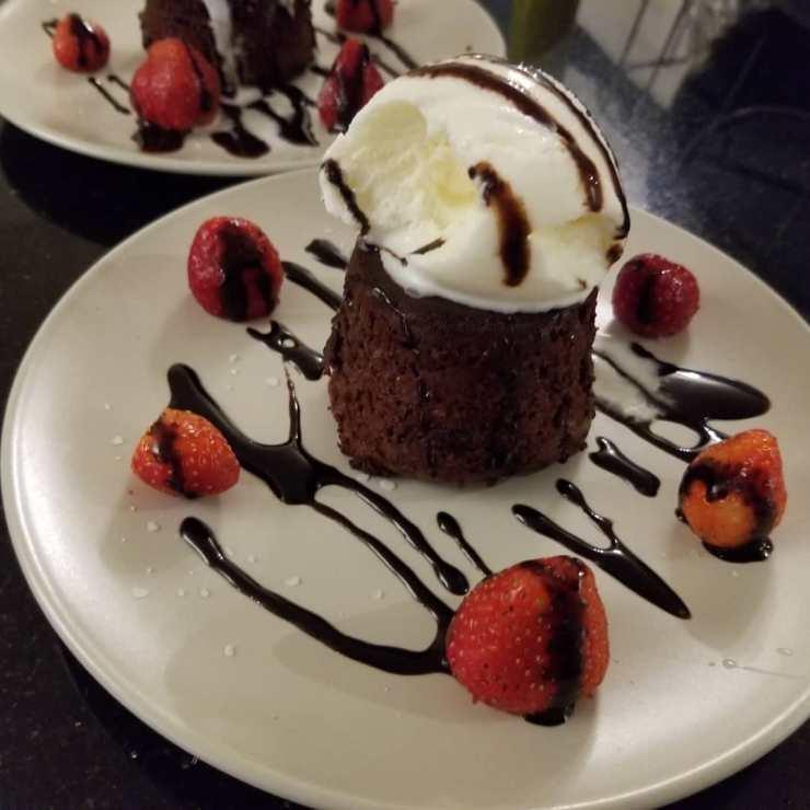 ray lava cake