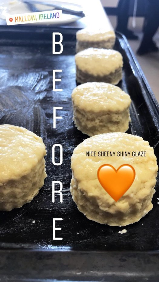 glenisk scones