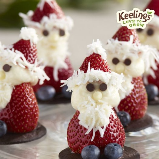 keelings berry santas