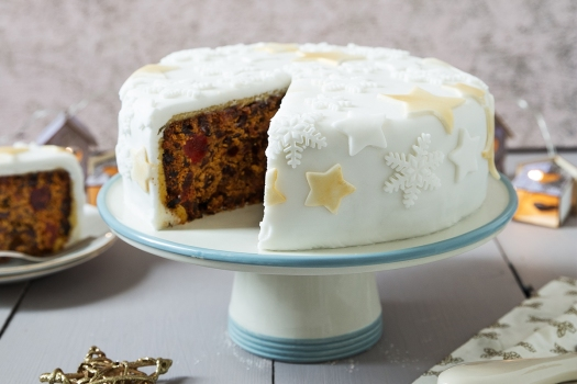 odlums christmas cake