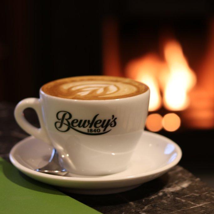 bewleys cup coffee