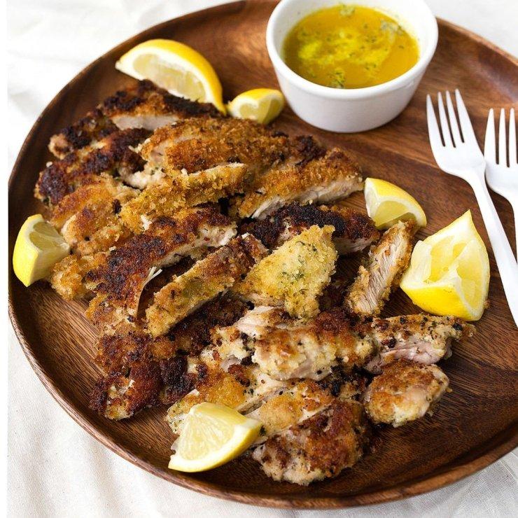 kerrygold butter fried chicken