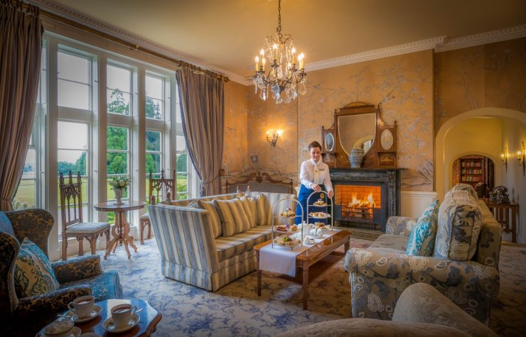 lough rynn afternoon tea