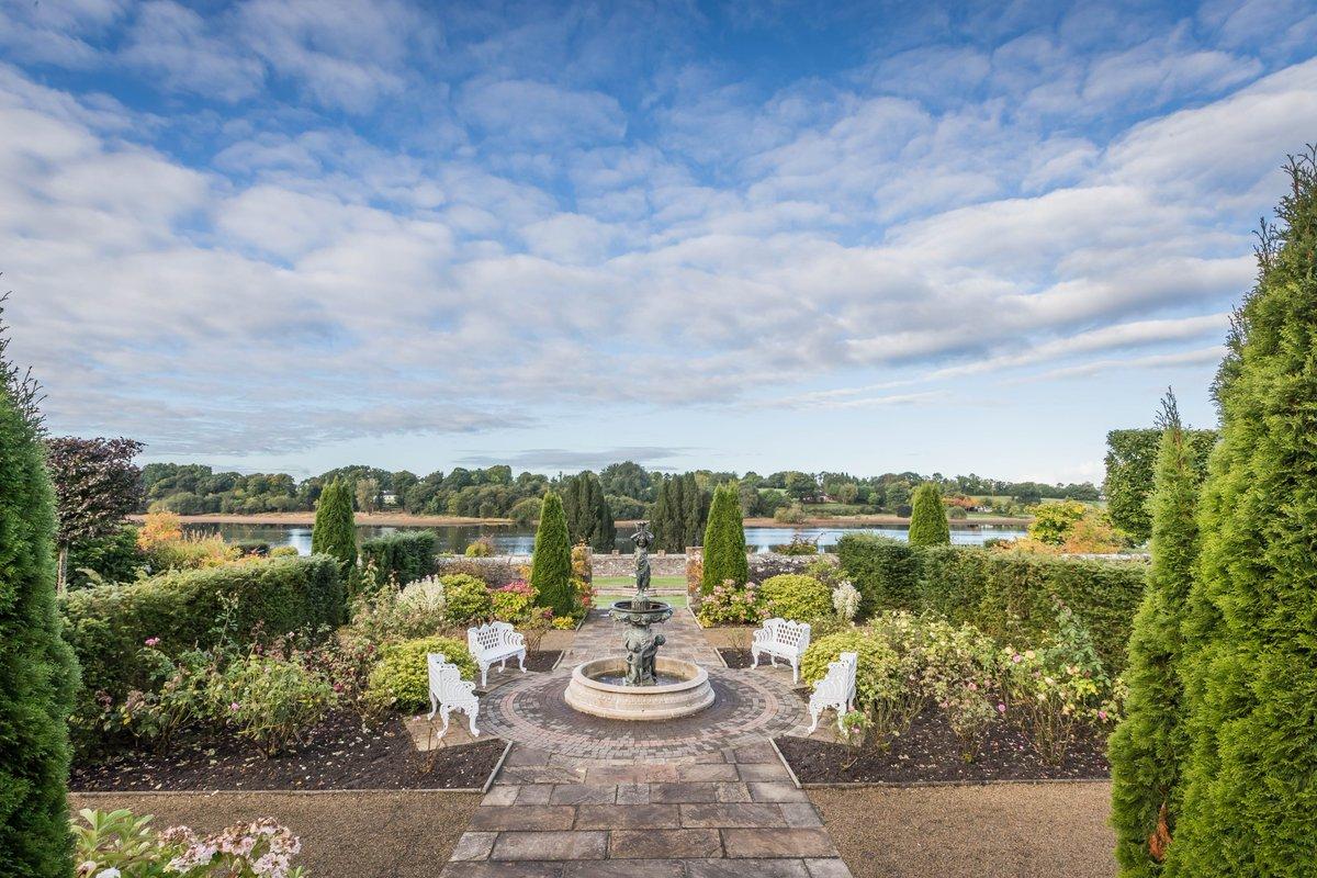lough rynn castle garden