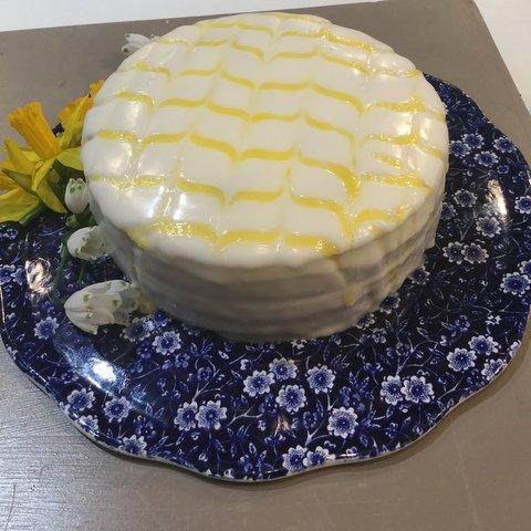 ballymaloe lemon cake