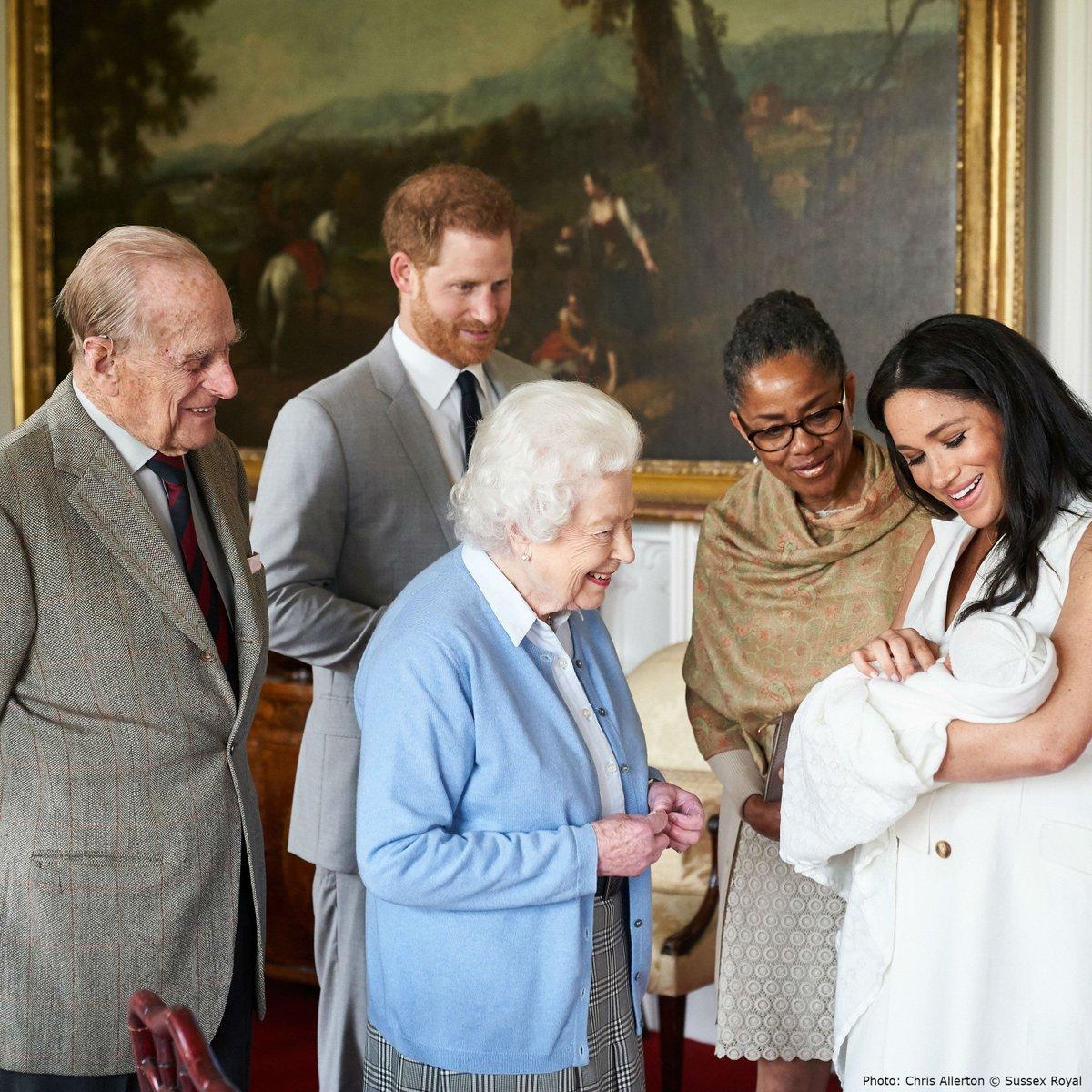 the queen great grandmother