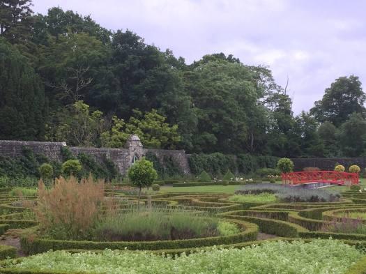 lough rynn castle 50 shades of green