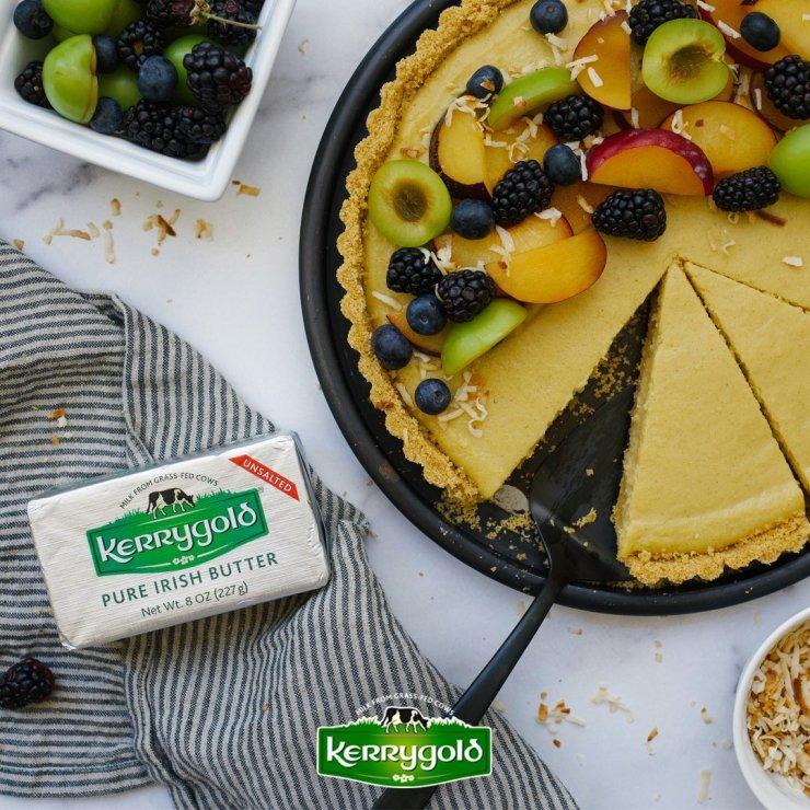 kerrygold usa summer tart