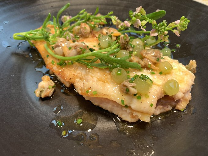 paul cunningham lemon sole