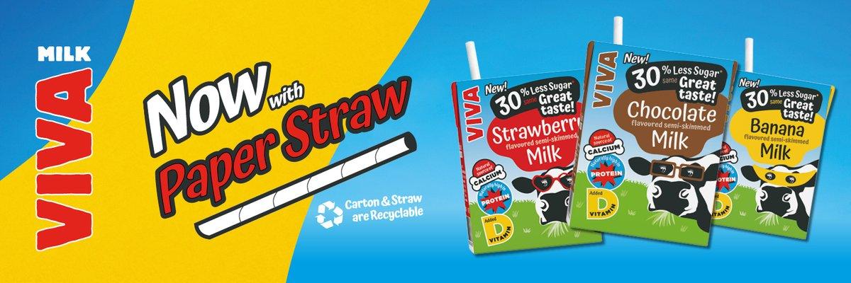 viva paper straw