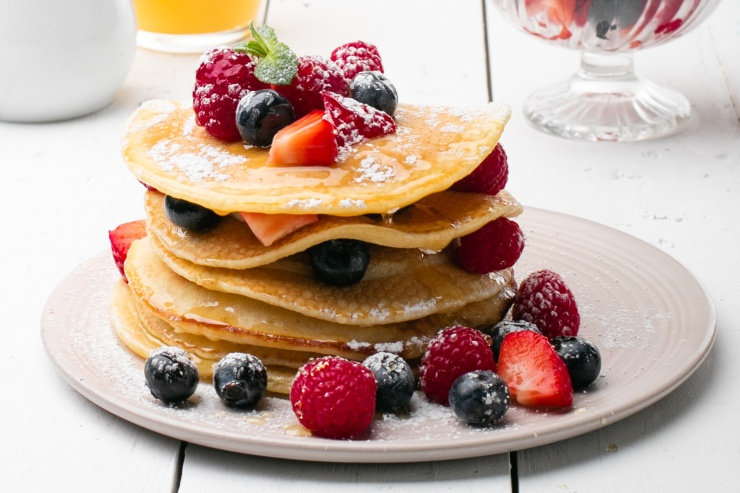 odlums am style pancakes