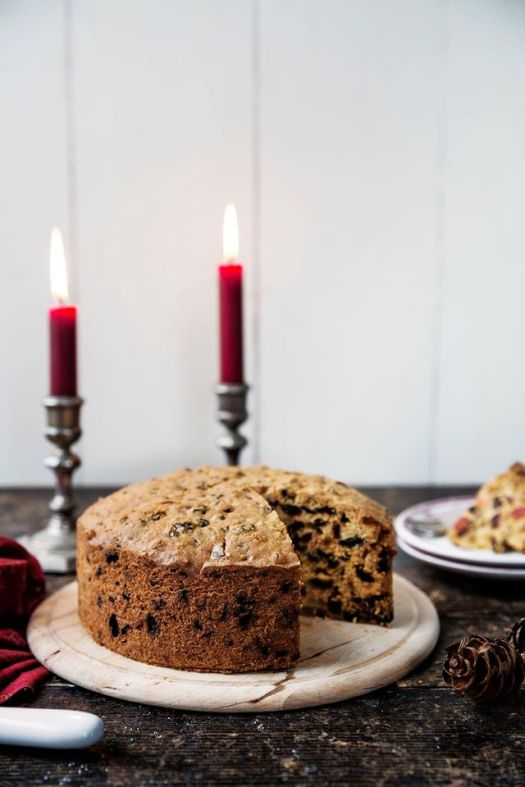 catherine's xmas cake recipe