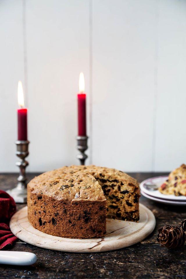 catherine's xmas cake recipe