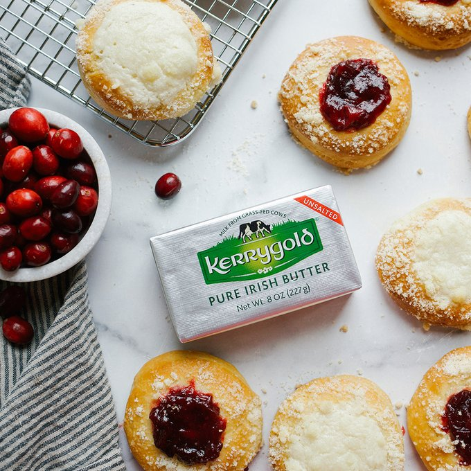 kerrygold cranberry tarts