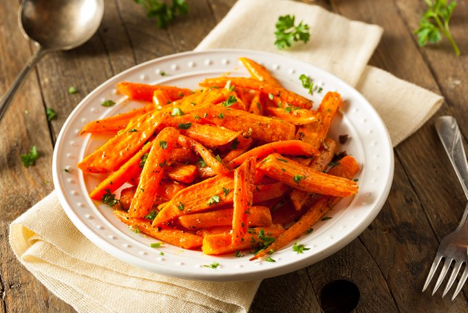 kerygold herby carrots