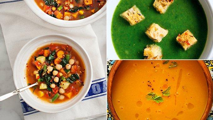 everyday health soups