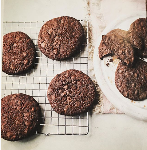 "Screenshot_2020-01-14 Rachel Allen on Instagram ""OHHH YESSSS These Double Chocolate Chip Cookies are possibly up there as m[...](3)"