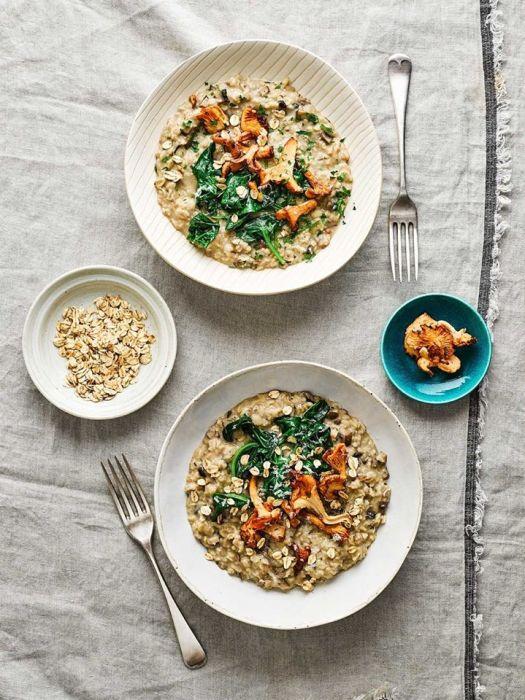 flahavans mushroom porridge