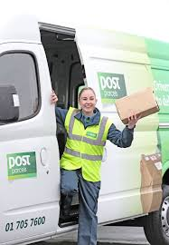 an post van