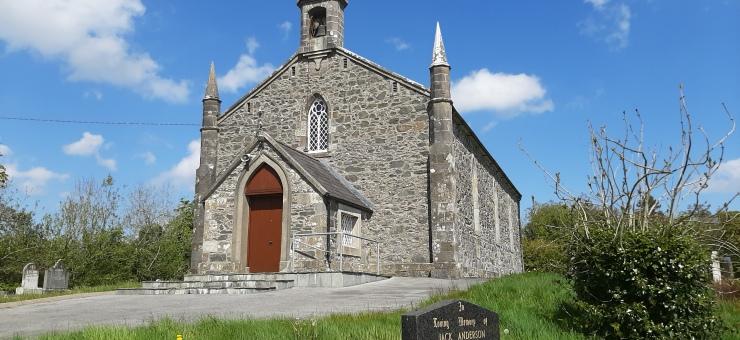 church of ireland derrylane