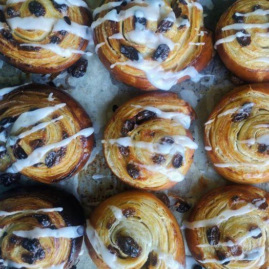doireanns birthday pastries