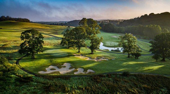 farnham golf