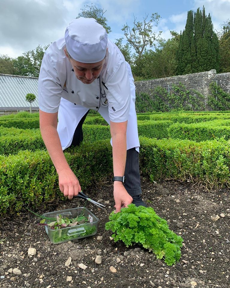lough rynn chef clare