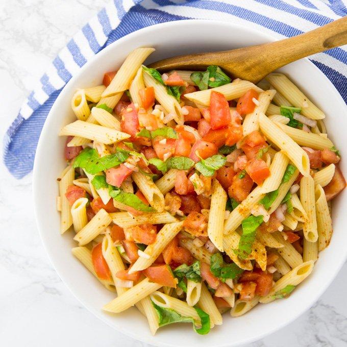 vegan heaven pasta