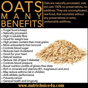 oats for asthma tw mar 16