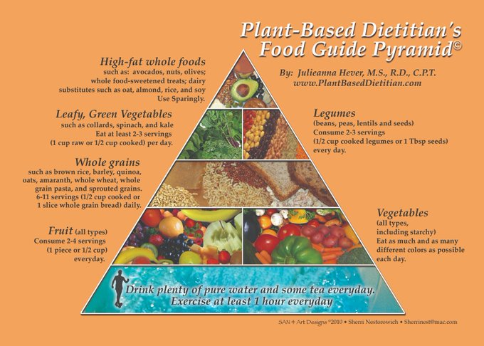 reason to eat plants