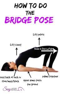 bridge pose tw jan 16