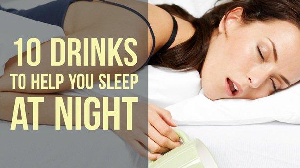 10 drinks for sleep tw 13816