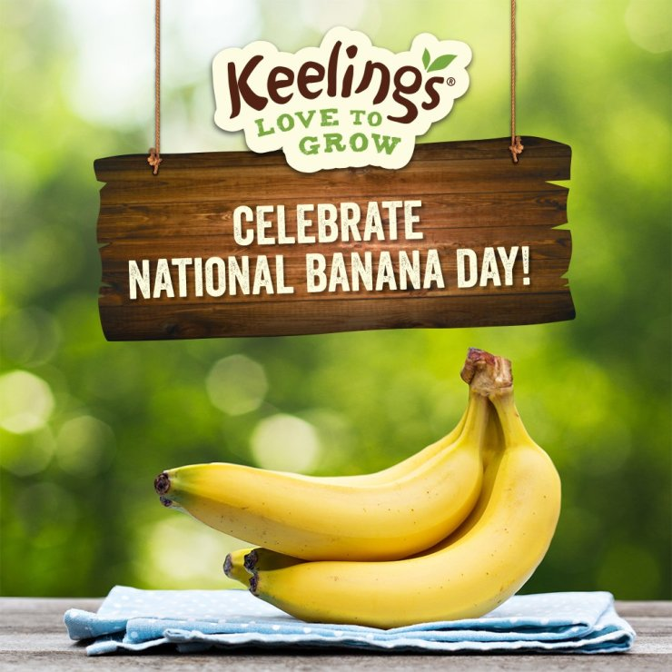 keelings national banana day